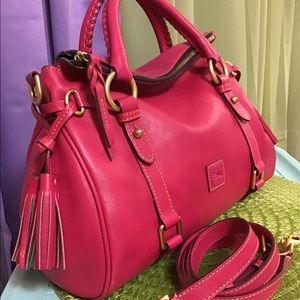 Dooney Florentine Leather Satchel